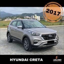 Hyundai Creta automática impecável abaixo da fipe - 2017
