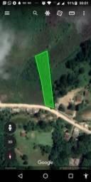Troco parcelo, Chácara urbana 2.500m2, Alm Tamand, 3Km centro. Ent.50mil+prest 1000