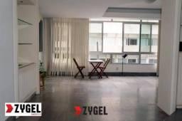 Apartamento no Leblon com 3 quartos  ( uma suíte ) - quadra da praia