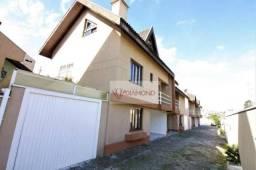 Sobrado com 3 dormitórios à venda, 149 m² por R$ 596.000 - Boa Vista - Curitiba/PR