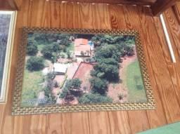 Chácara 3 mil metros casa com 8 dormitórios mini pousada com piscina