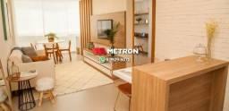 Vogue Enseada: Apartamento de 2 quartos com suíte, 2 vagas, na região da Enseada do Suá