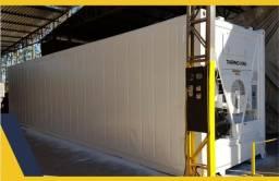 Container frigorifico (promoção imperdivel) - Nacionalizado e com nota fiscal