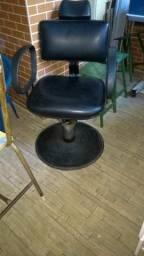 Cadeira de barbeiro baratoo