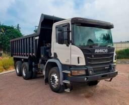 Caminhão Scania Truck P-310 6X4 Ano 2013