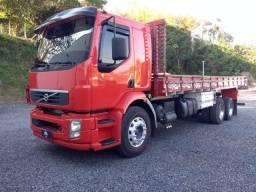 Volvo vm 260 6x2 carroceria fs caminhoes