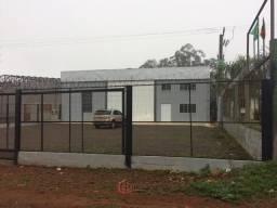 GALPAO 500m² +TERRENO 1300m² RS 344 ACEITA PERMUTA