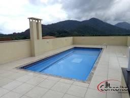 Apartamento à venda com 2 dormitórios em Itaguá, Ubatuba cod:AP49246