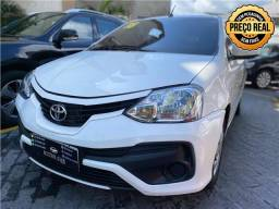 Toyota Etios Hatch 1.3 x Manual novo demais impecavel lic 2020