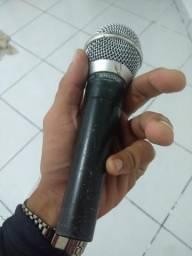 Microfone Shure profissional