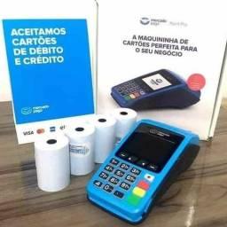 Máquina de cartao de crédito