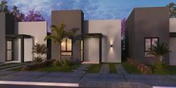 Malibu- Casas 2/4 com laje em condomínio