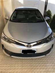Corolla XEi 2017/2018 (ÚNICO DONO) - 2018