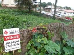 Terreno residencial à venda, atuba, curitiba - te0504.
