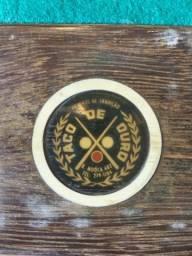 Mesa de Sinuca TACO DE OURO- Bola de Marfim Belga