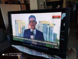 Tv 43 polegadas LCD LG no Pregão 2 Irmãos
