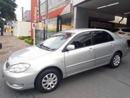 Corolla Automático Impecável - Segundo dono com Manual/Chave Reserva/Nota Fiscal - 2008