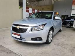 Chevrolet 2012/2012 cruze 1.8 ltz Automatico prata completo confira - 2012