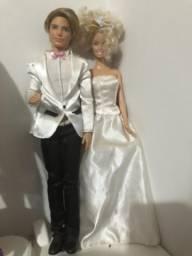 Barbie e ken noivos