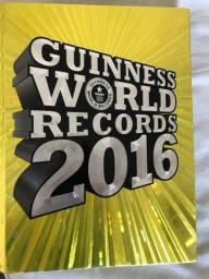 Livro dos recordes 2016