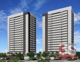 Apartamento com 2 quartos no Ed. Aquarela Pinheiros - Bairro Parque Jamaica em Londrina