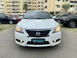 Nissan Sentra 2.0 Flex/GNV. C/Entrada+48x877 Fixas