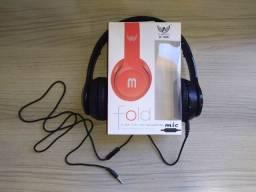 Headphone Altomex Fone de ouvido com microfone Celular