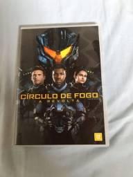 Dvd círculo de fogo a revolta