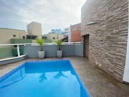 Cobertura duplex com piscina ! Aceita financiamento bancário
