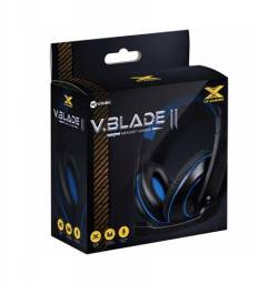 Headset Gamer Vx Gaming V Blade II P2 Estéreo