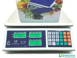 Balança Eletrônica Digital 40kg Alta Precisão C/bateria