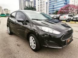 Ford Fiesta 1.5 S- Flex- 2015- Baixo KM-Completo-Pneus okm-Revisado