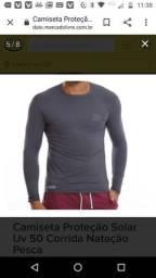 Camisa com proteção ver todas as cores