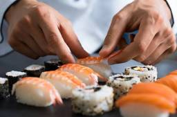 Vaga para sushiman Profissional