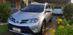 Toyota RAV 4, 2015/15, revisada,licenciada,IPVA pago