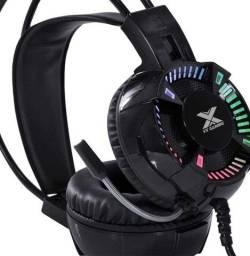 Headset Gamer Vx Gaming Enya Audio 7.1