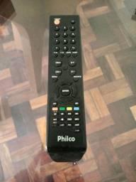 Controle remoto de TV Philco