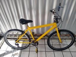 Título do anúncio: Bicicleta aro 26 com marcha