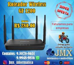 Roteador Wireless GF 1200!!
