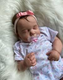 Bebê reborn realista linda pronta entrega Até 10x sem juros