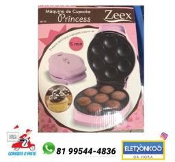 Título do anúncio: Máquina De Cupcake rosa AntiaderentPromoção só zap