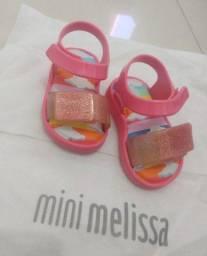 Mini Melissa Rosa Glitter TAM 17/18