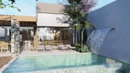 Título do anúncio: Casa com 4 dormitórios à venda, 220 m² por R$ 1.390.000,00 - Condomínio Mirante do Fidalgo