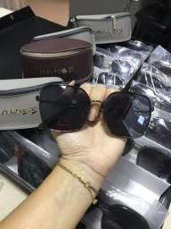 Lindos óculos solares (aceito cartão)