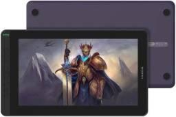 Mesa Digitalizadora Display Huion Kamvas 13 GS1331-P (Purple) Roxa