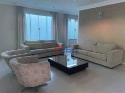 Título do anúncio: Casa com 4 dormitórios à venda por R$ 2.200.000,00 - Santa Rosa - Barra Mansa/RJ