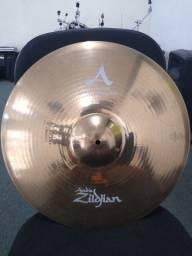 """Ride Zildjian 21"""" A Custom Edição Especial"""