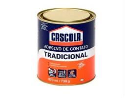 Título do anúncio: Cola Adesivo de Contato Tradicional Cascola 730g