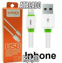 Carregador iPhone melhor preço do Brasil