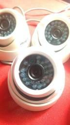 Câmera Intelbras VMD S3020 IR Dome